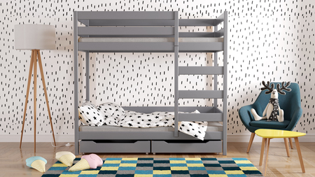 Våningssäng för barn