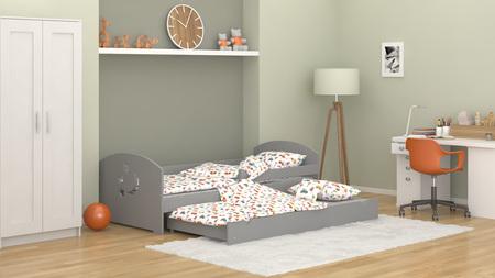 säng för barn